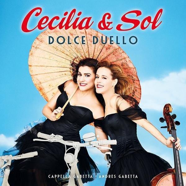 CECILIA BARTOLI & SOL GABETTA Dolce Duello 2LP