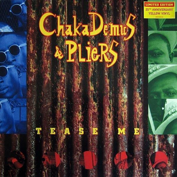 CHAKA DEMUS & PLIERS Tease Me LTD (RSD) LP