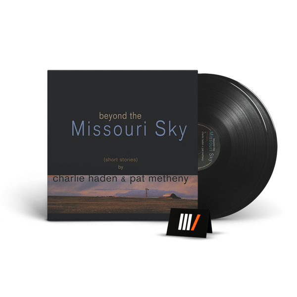 CHARLIE HADEN & PAT METHENY Beyond The Missouri Sky 2LP