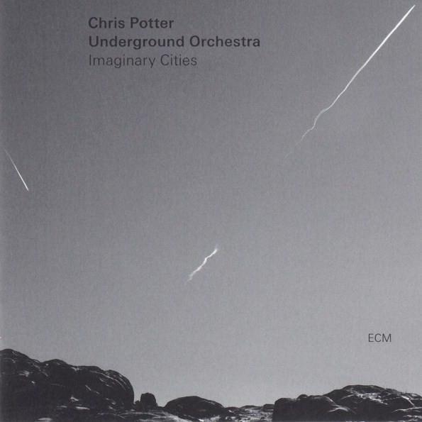 CHRIS POTTER Imaginary Cities 180 G 2LP