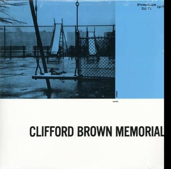 CLIFFORD BROWN Memorial Album LP