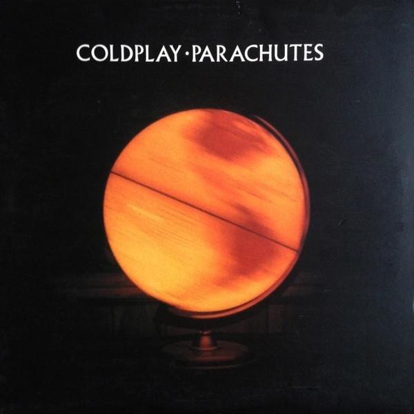 COLDPLAY Parachutes LP