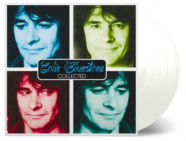 COLIN BLUNSTONE Collected 2LP WHITE VINYL