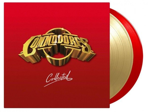 COMMODORES Collected 2LP