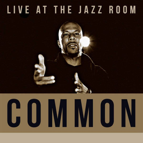 COMMON Live At The Jazz Room 2LP