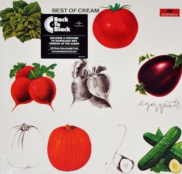 CREAM Best Of Cream LP