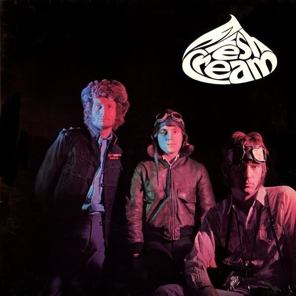 CREAM Fresh Cream LP