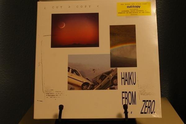 CUT COPY Haiku From Zero LP