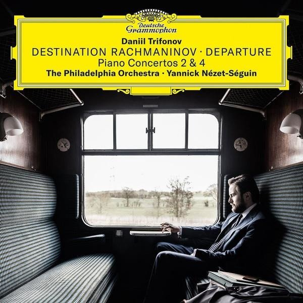 DANIIL TRIFONOV Destination Rachmaninov - Departure LP