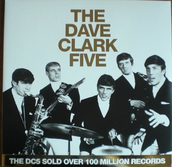 DAVE CLARK FIVE, THE All The Hits 2LP