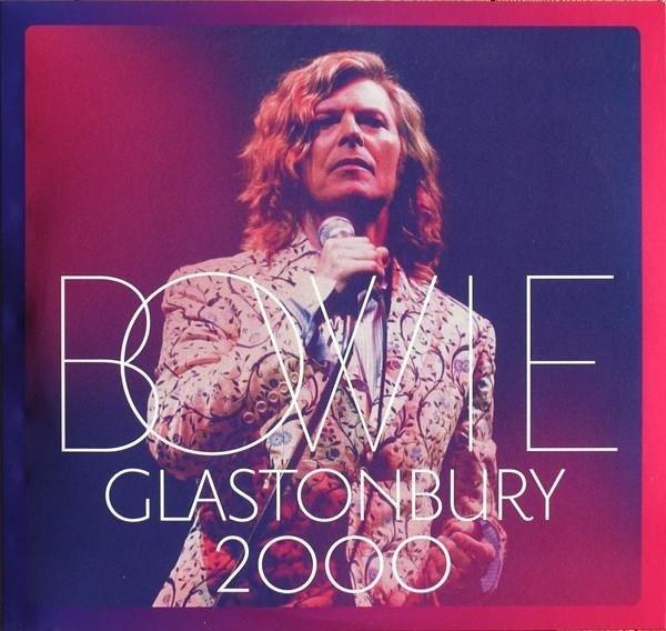 DAVID BOWIE Glastonbury 2000 3LP
