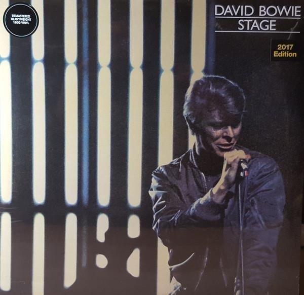 DAVID BOWIE Stage (2017 - Live) 3LP