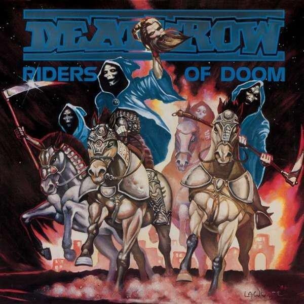 DEATHROW Riders Of Doom 2LP