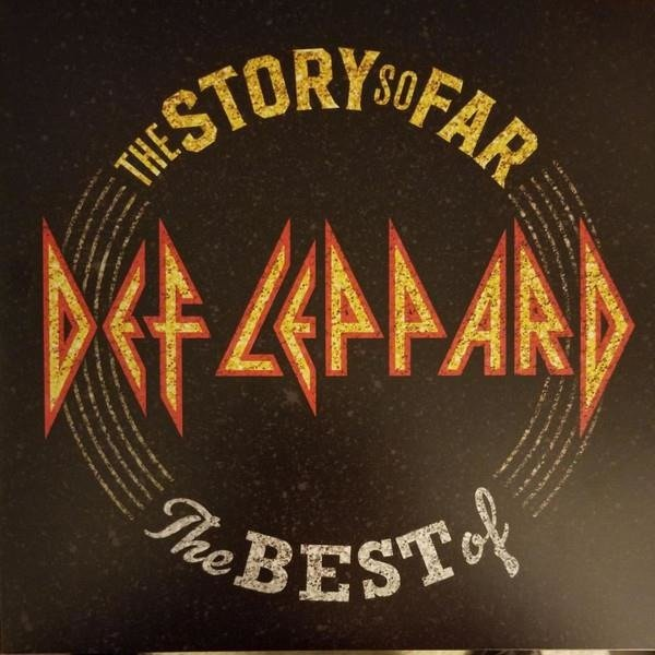 DEF LEPPARD The Story So Far... The Best Of Def Leppard (DELUXE)  3LP