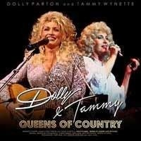 DOLLY PARTON & TAMMY WYNETTE Queens Of Country - Dolly & Tammy LP