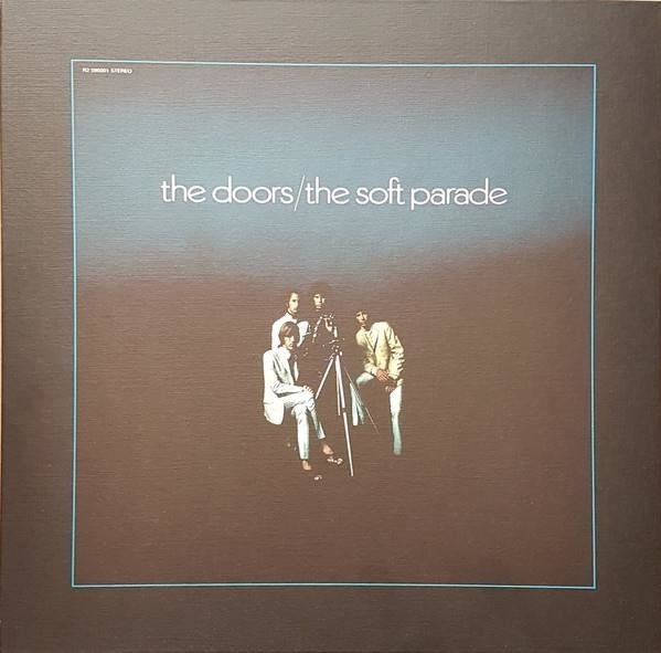 DOORS, THE Soft Parade (3CD+LP) (50TH Anniversary) LP