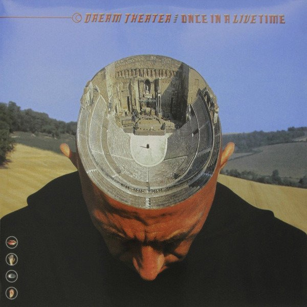 DREAM THEATER Once In a Livetime 4LP