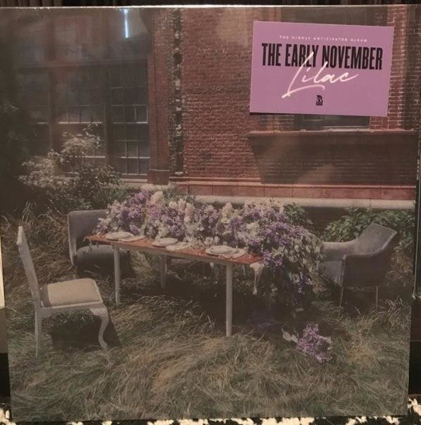 EARLY NOVEMBER, THE Lilac 2LP