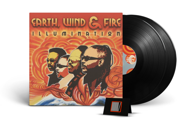 EARTH, WIND & FIRE Illumination 2LP