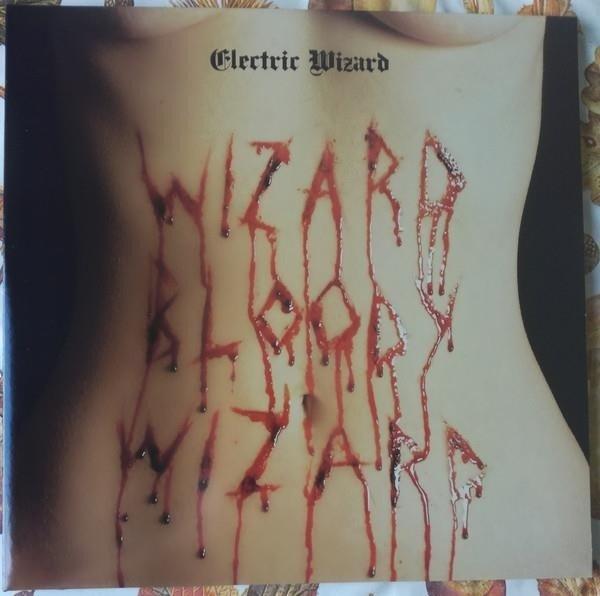 ELECTRIC WIZARD Wizard Bloody Wizard LTD (RSD) LP