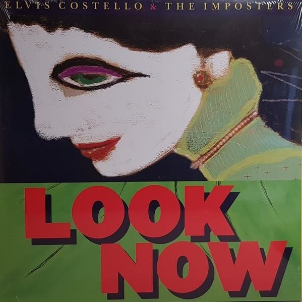 ELVIS COSTELLO Look Now LP