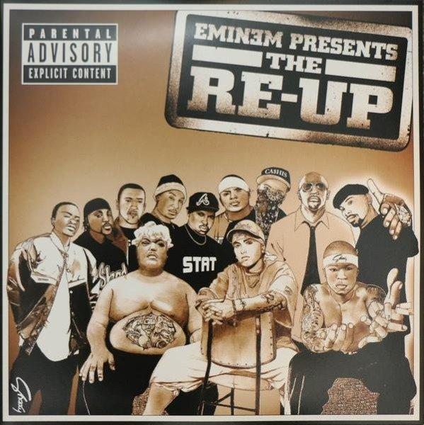 EMINEM Eminem Presents The Re-Up  2LP