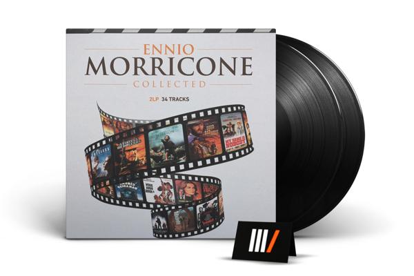 ENNIO MORRICONE Collected 2LP