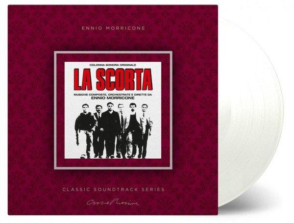 ENNIO MORRICONE La Scorta (OST) LP