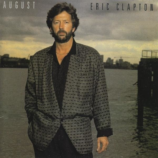 ERIC CLAPTON August LP