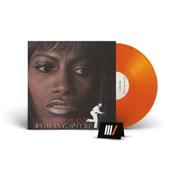 ETHIOPIANS Woman Capture Man LP COLOURED