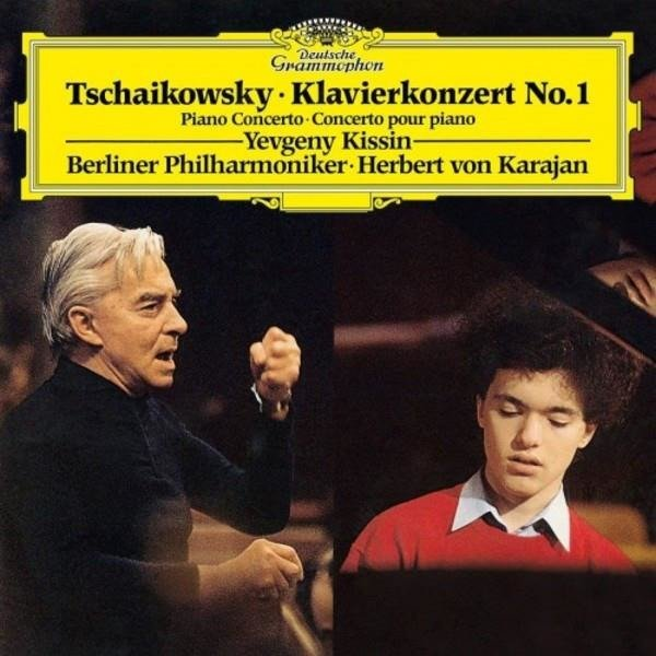 EVGENY KISSIN Tchaikovsky Piano Concerto 1 LP