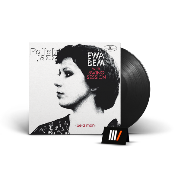 EWA BEM WITH SWING SESSION Be A Man LP POLISH JAZZ