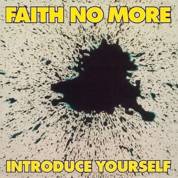 FAITH NO MORE Introduce Yourself LP