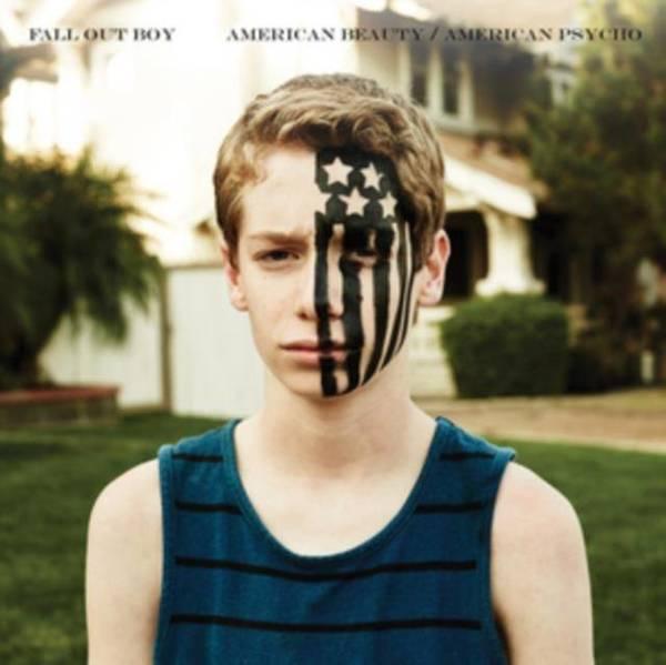 FALL OUT BOY American Beauty / American Psycho LP