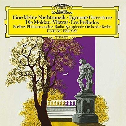 FERENC FRICSAY Mozart, Beethoven, Smetana, Liszt LP