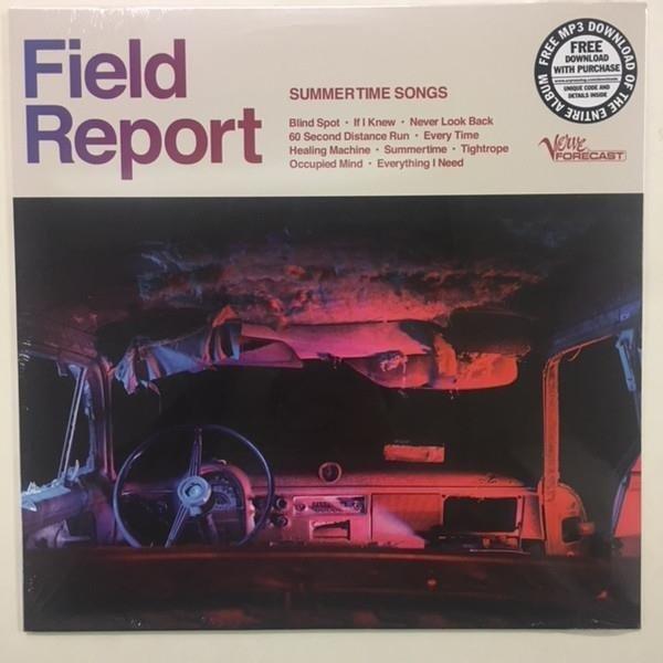 FIELDREPORT Summertime Songs LP
