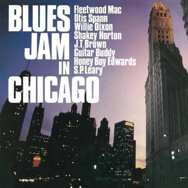 FLEETWOOD MAC Blues Jam In Chicago Vol. 1&2 2LP