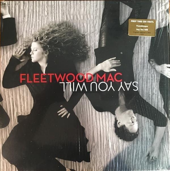 FLEETWOOD MAC Say You Will LP