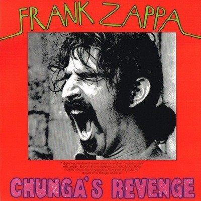 FRANK ZAPPA Chunga's Revenge LP