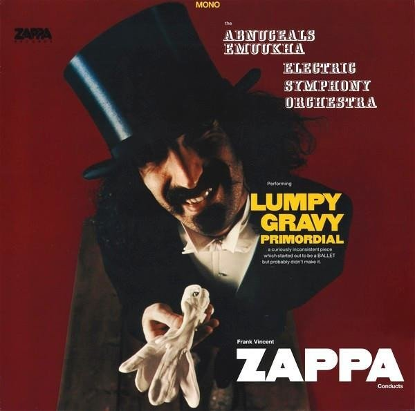 FRANK ZAPPA Lumpy Gravy: Primordial Lp Ltd. (RSD) LP