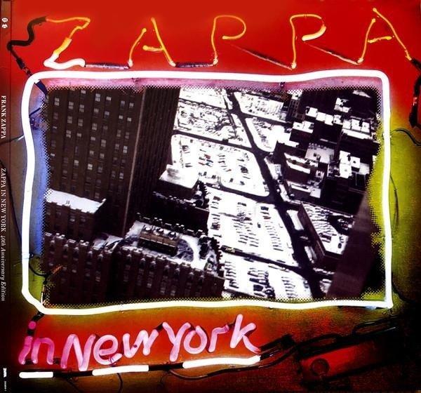FRANK ZAPPA Zappa In New York 3LP