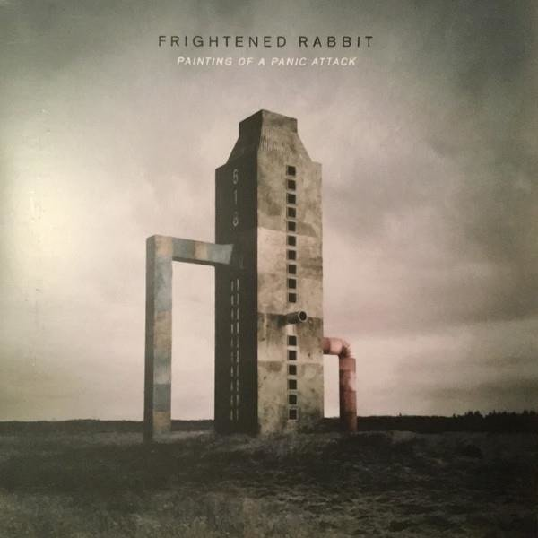 FRIGHTENED RABBIT Painting Of A Panic Attack LP