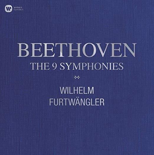 FURTWANGLER, WILHELM Wilhelm Furtwangler – Beethoven The Complete Symphonies 10LP