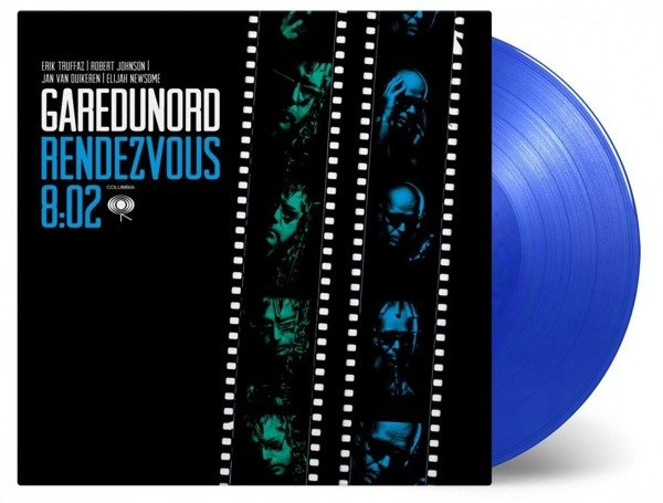 GARE DU NORD Rendezvous 8:02 LP