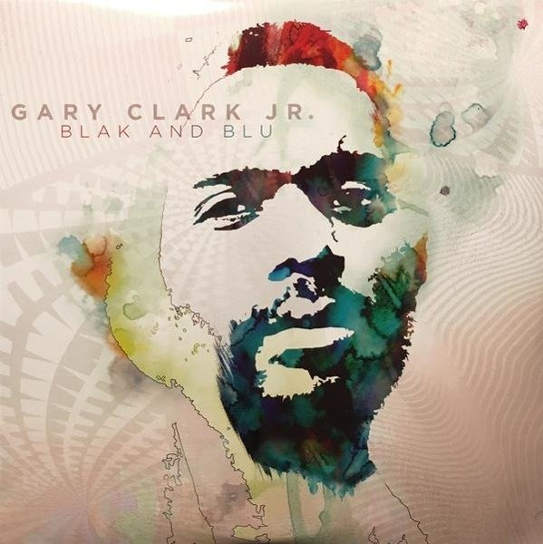 GARY CLARK JR. Blak And Blu 2LP
