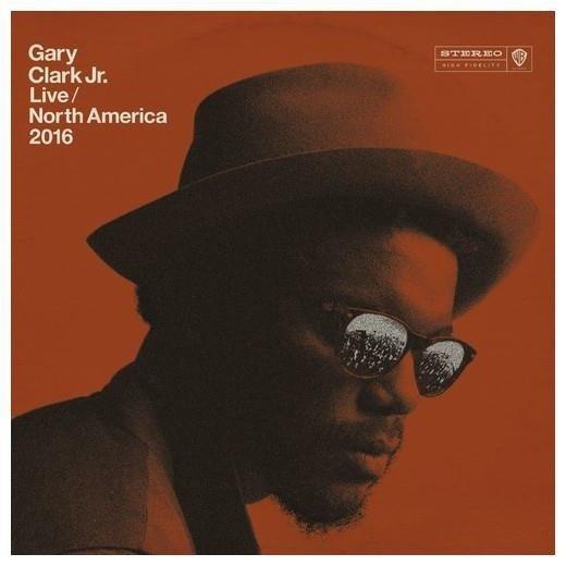 GARY CLARK JR. Live North America 2016 2LP