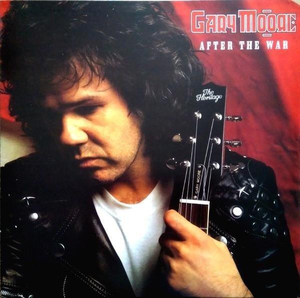 GARY MOORE After The War LP