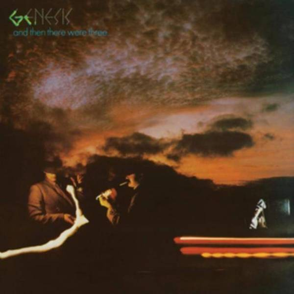 GENESIS And Then There Were Three (REISSUE 2018) LP