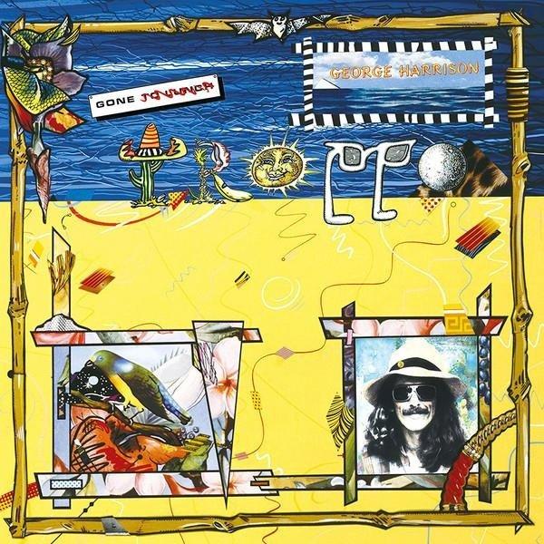 GEORGE HARRISON Gone Troppo LP
