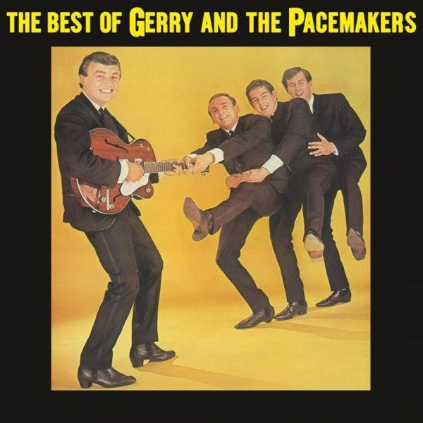 GERRY & THE PACEMAKERS Best of LP